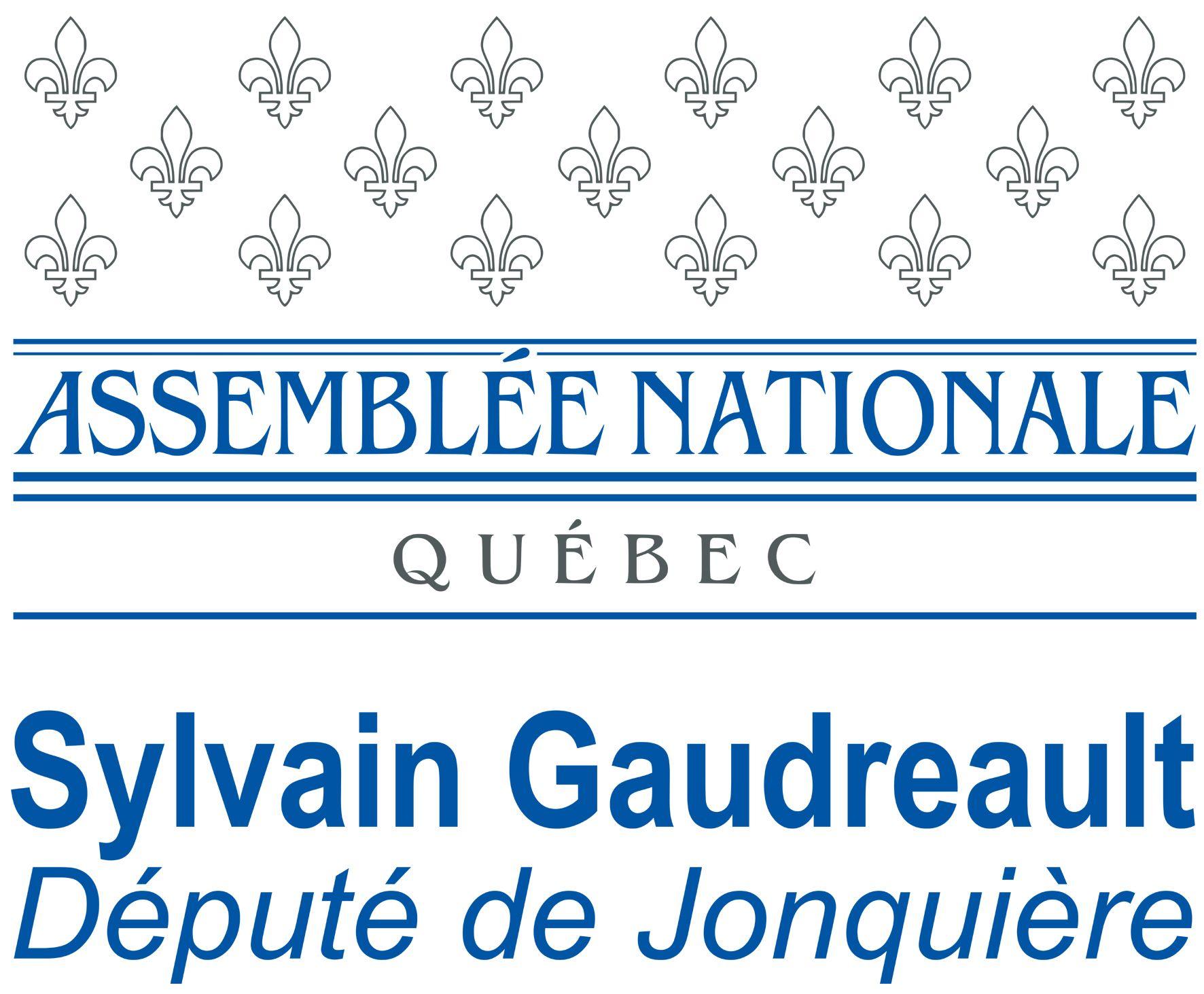 Sylvain Gaudreault - Député de Jonquière